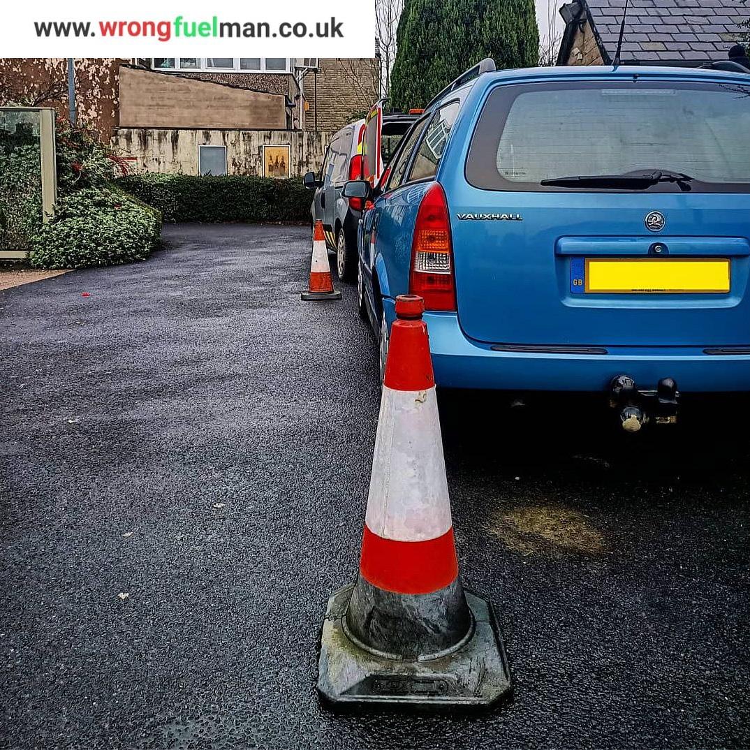 Mobile Wrong Fuel Service, Accrington, Lancashire